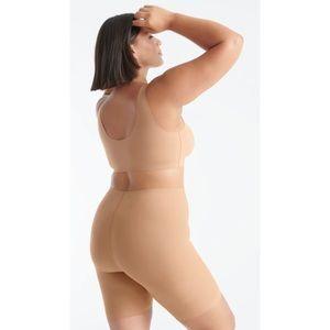 Knix Luxelift Pullover Bra Nude XL+ Sports Bra